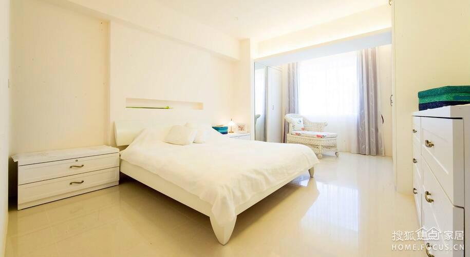 现代公寓商务风格装修效果图