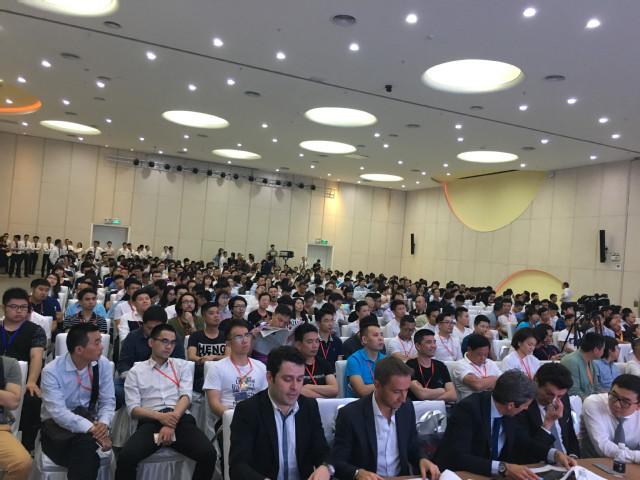 剑指中国创造伟大梦想, 博德瓷砖承办D2高峰论坛隆重召开