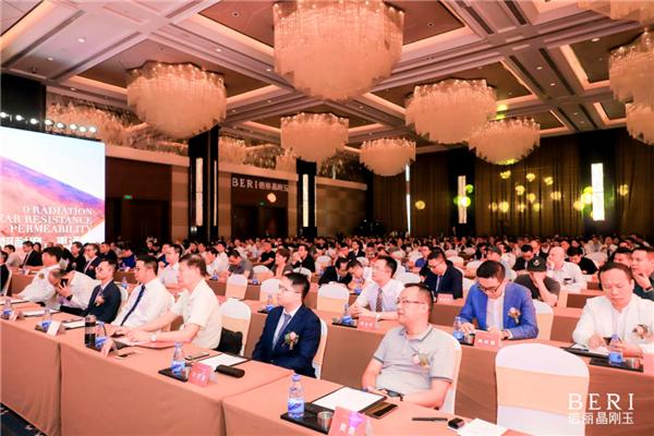 预见机遇——晶刚玉•独体锻造石材全球战略合作峰会成功举办