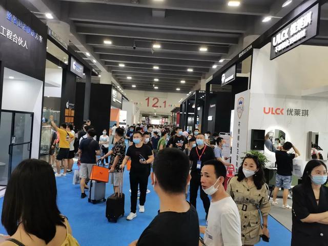2020中国建博会(广州)12.1卫浴品牌馆如约启动